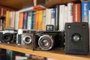 Meine alten Kameras