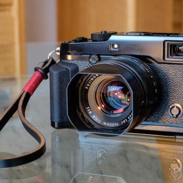 Fujifilm X-Pro2  vs.  X-T1